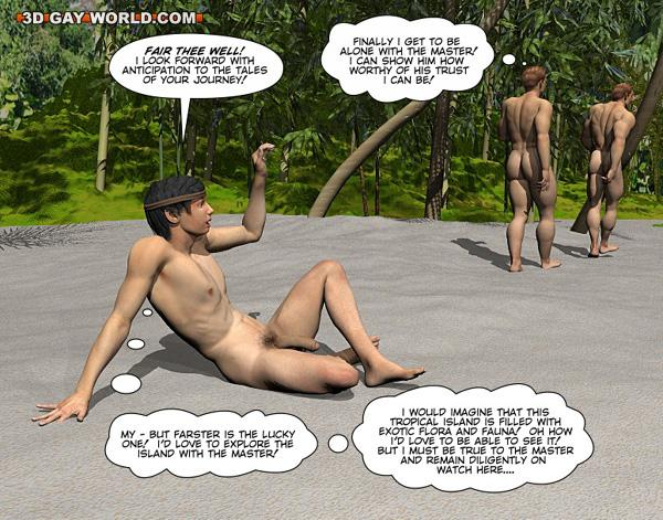 from Ernesto 3d gay world scrotum