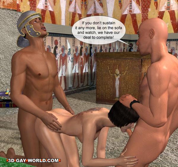 Египетские геи порно фото